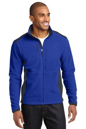 Eddie Bauer EB232 Full-Zip Sherpa Fleece Jacket