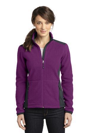 Eddie Bauer EB233 Ladies Full-Zip Sherpa Fleece Jacket
