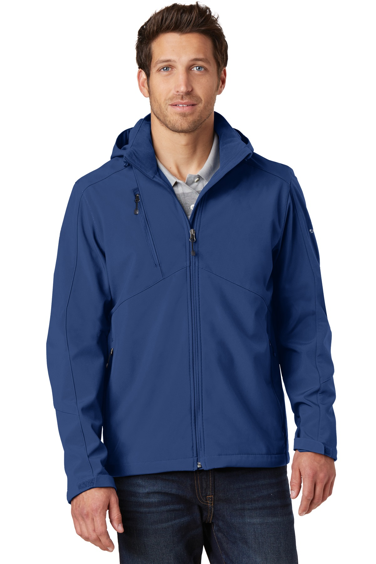 Eddie Bauer  EB536 - Hooded Soft Shell Parka