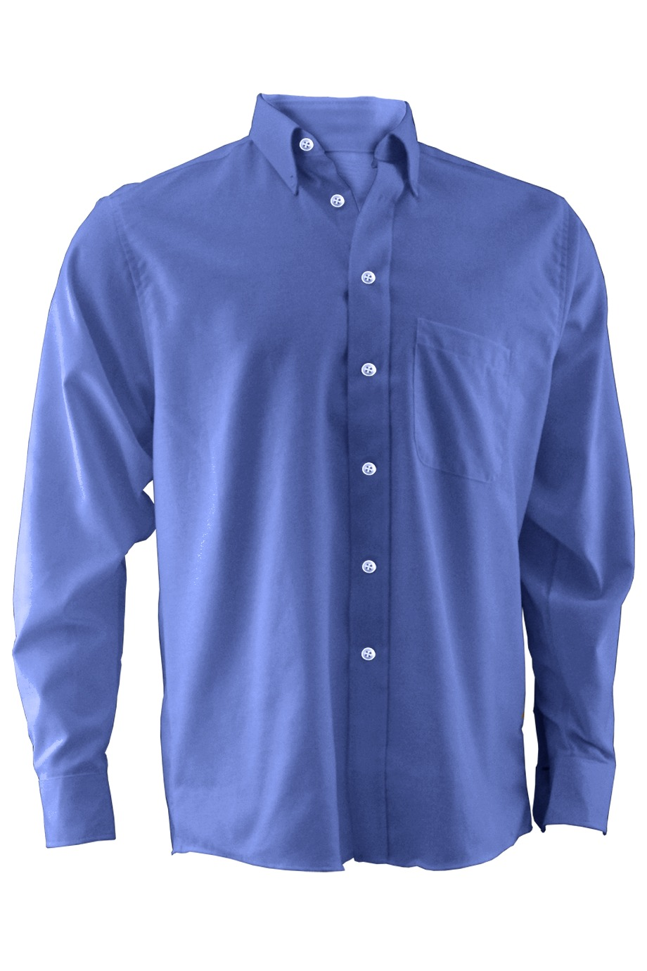 Edwards Garment 1077 - Men's Easy Care Long Sleeve Oxford