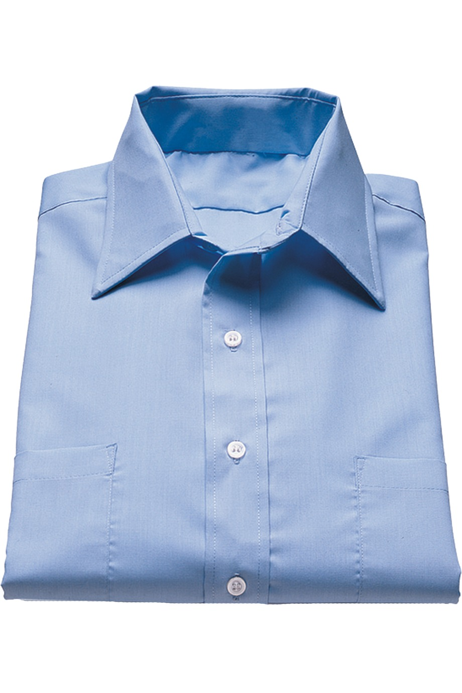 Edwards Garment 1110 - Men's Traditional Long Sleeve Broadcloth Shirt