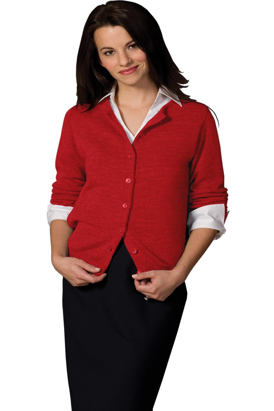Edwards Garment 220 - Women's Jewel Neck Cardigan
