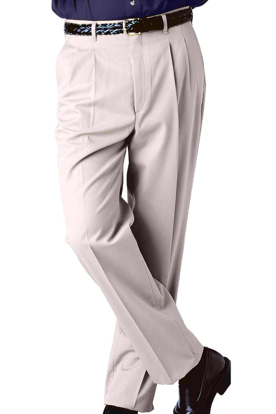 Edwards Garment 2610 - Men's Business Casual Pleated Pant