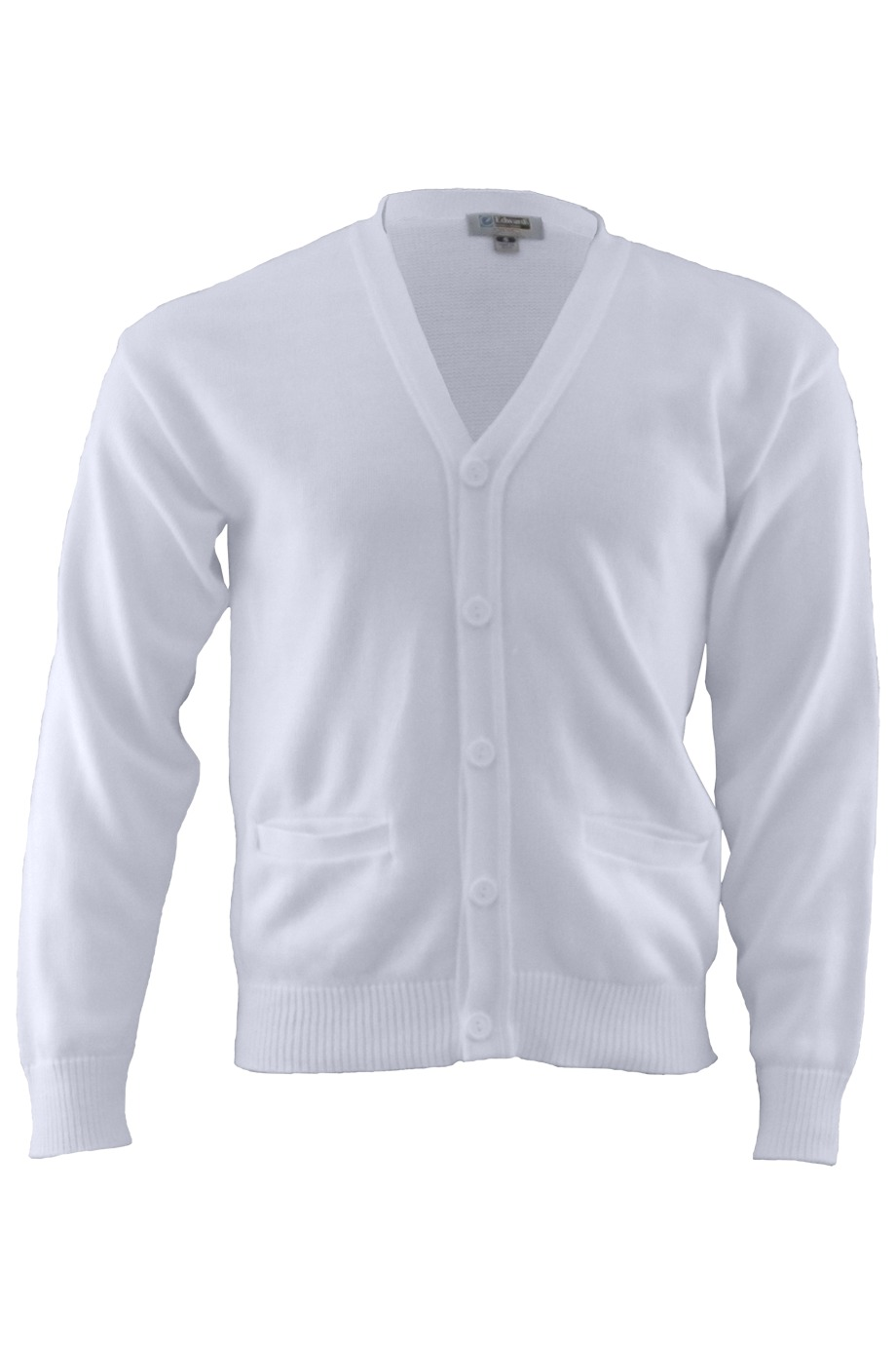 Edwards Garment 350 - V-Neck Pocket Cardigan