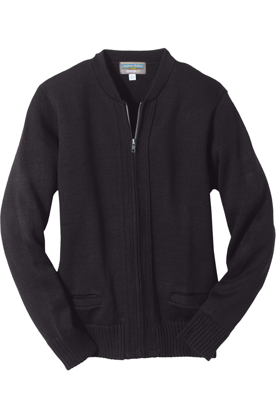 Edwards Garment 372 - Heavy Weight Zipper Cardigan