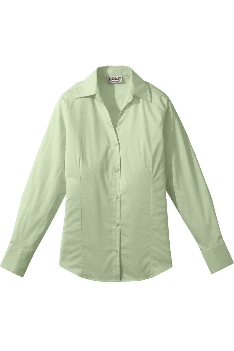 Edwards Garment 5034 - Women's Long Sleeve V-neck Tailored ...