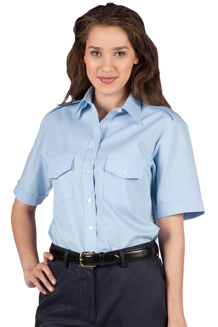 Edwards Garment 5212 - W Short Sleeve Navigator