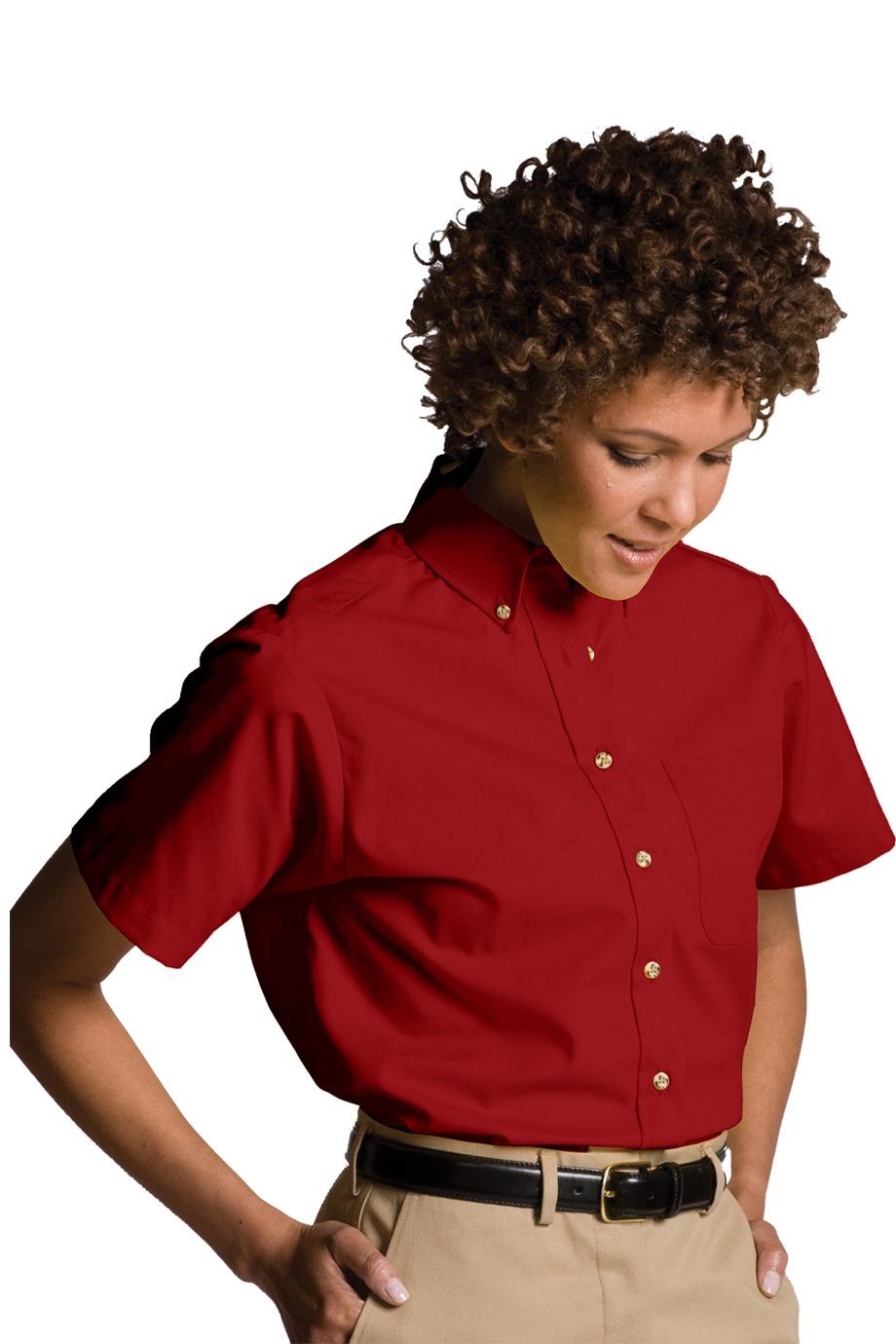 Edwards Garment 5230 - Women's Easy Care Short Sleeve ...