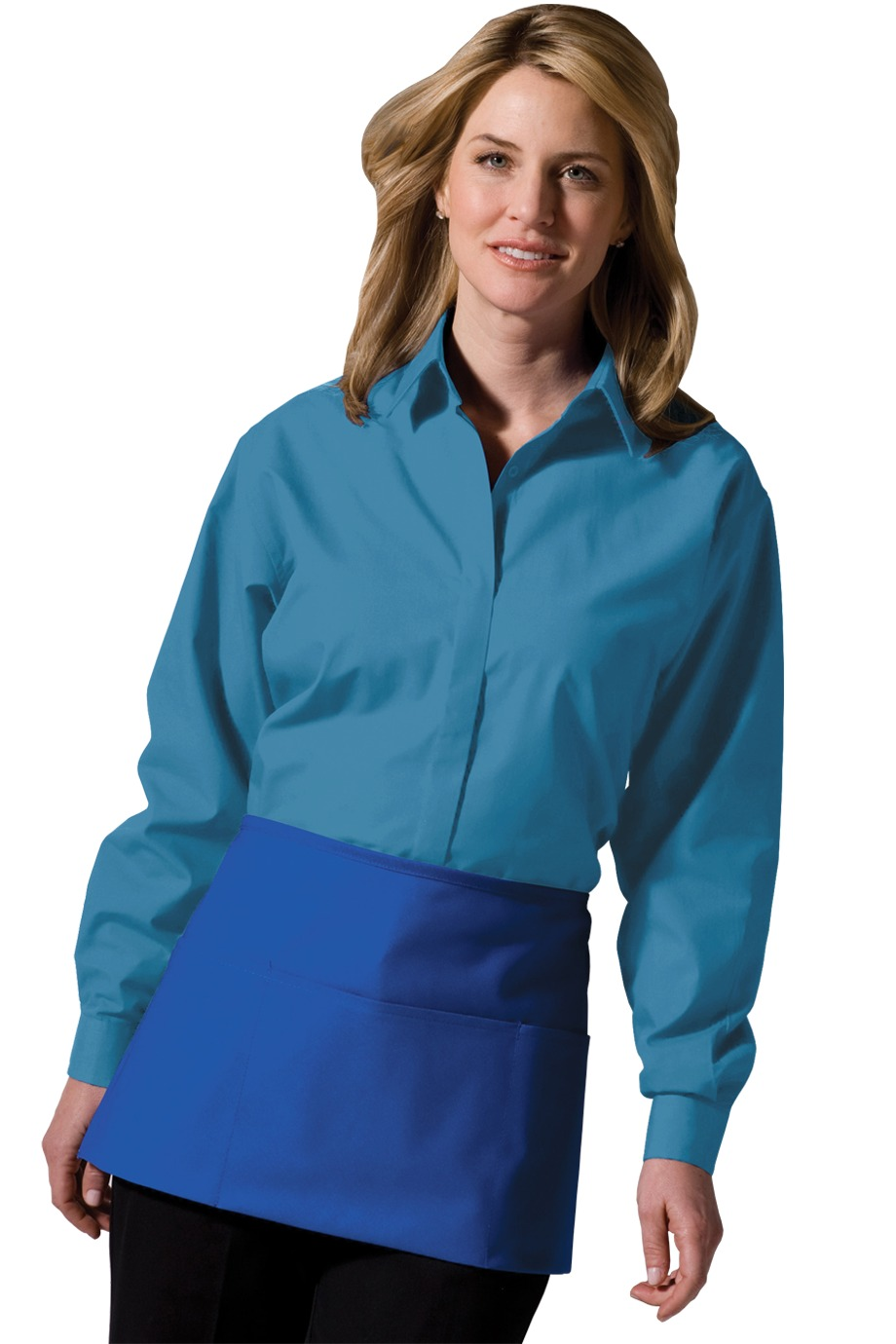 Edwards Garment 5290 - Women's Long Sleeve Cafe Shirt