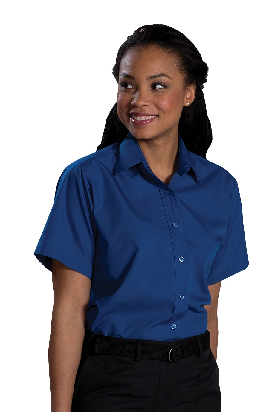 Edwards Garment 5313 - Women's Short Sleeve Value Broadcloth ...