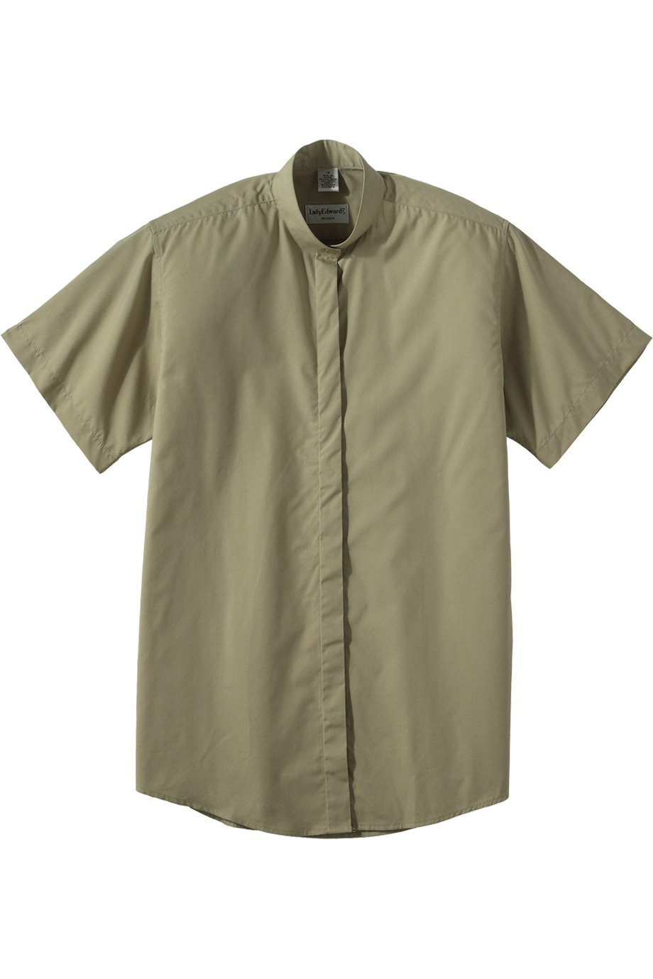 Edwards Garment 5346 - Women's Short Sleeve Banded Collar ...