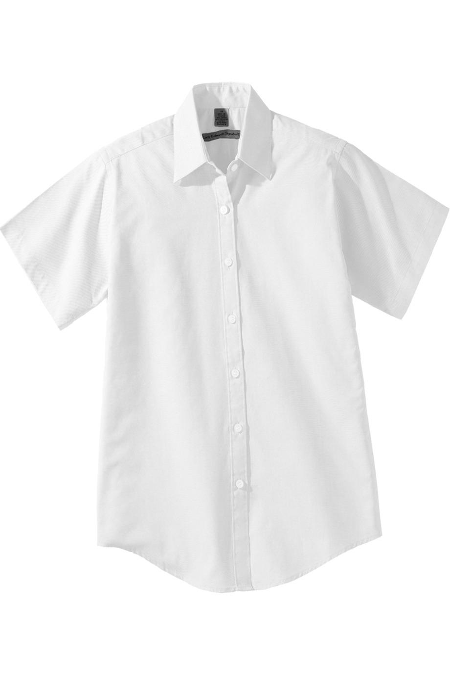 Edwards Garment 5925 - Women's Short Sleeve Pinpoint ...