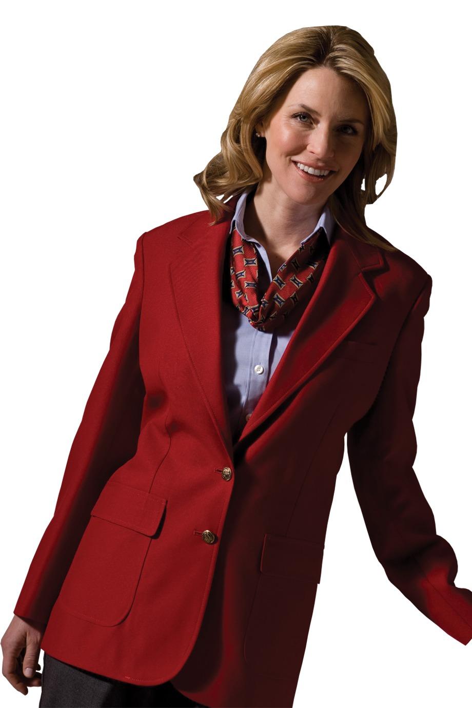 Edwards Garment 6500 - Women's Polyester Blazer