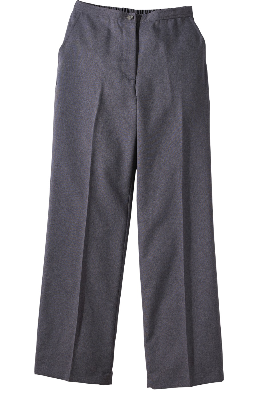 Edwards Garment 8279 - Women's Polyester Flat Front Pant