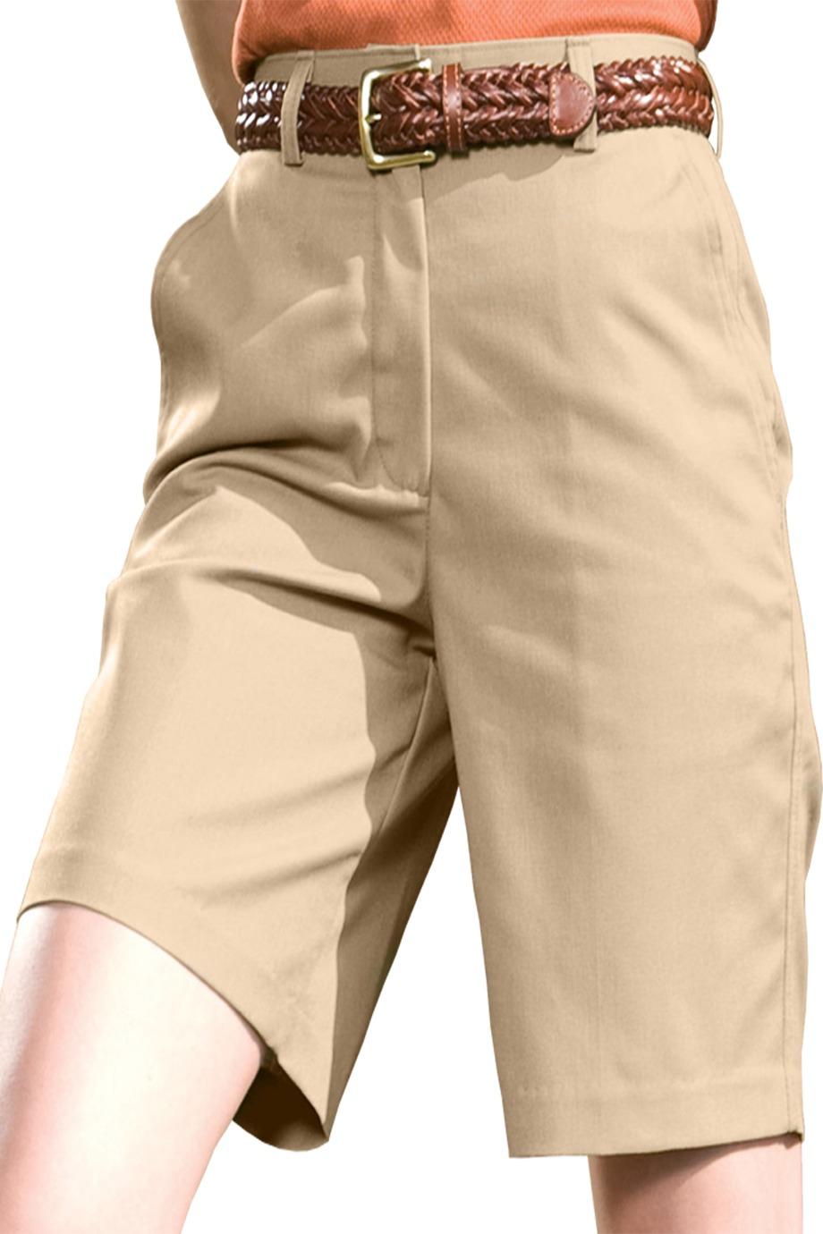 Edwards Garment 8459 - Women's Flat Front Short