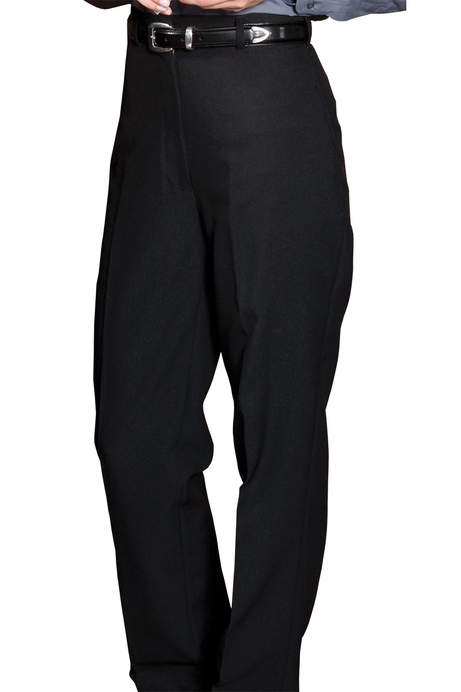 Edwards Garment 8796 - Women's Polyester Casino Flat Front Pant No Pocket
