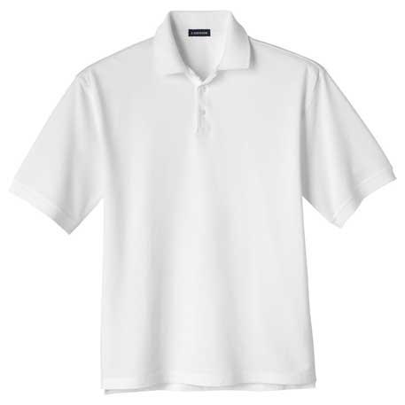 Elevate TM16626 - Men's Ayer Cotton Pique SS Polo