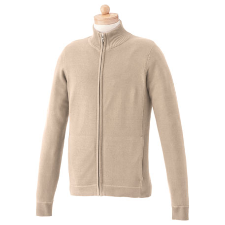 Elevate TM18606 - Lockhart Full Zip Sweater