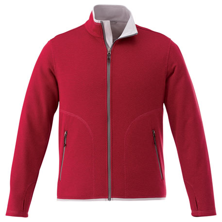 Elevate TM18733 - Men's Cima Knit Jacket
