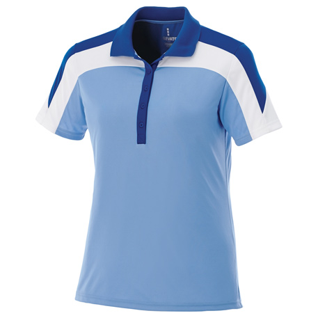 Elevate TM96221 - Women's Vesta Short Sleeve Polo