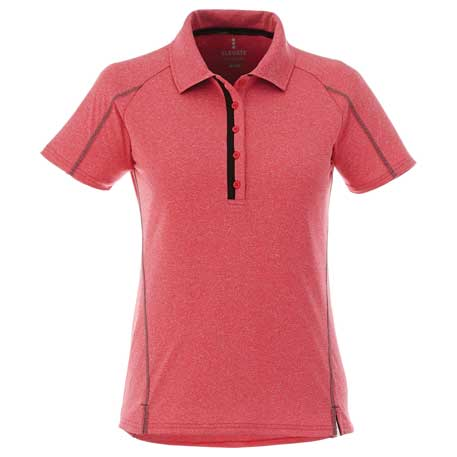 Elevate TM96627 - Women's Macta Short Sleeve Polo