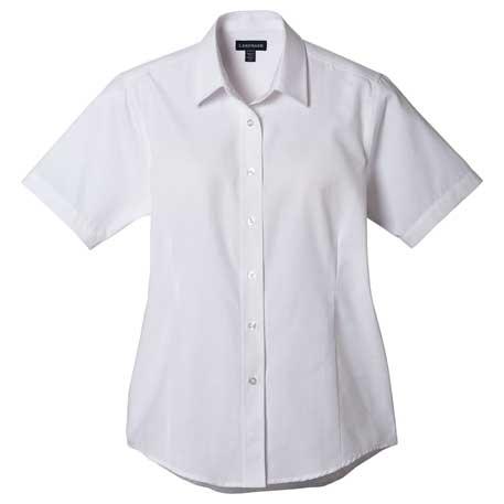 Elevate TM97733 - Women's Lambert Oxford SS Shirt