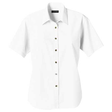 Elevate TM97737 - Women's Short Sleeve Dress Shirt