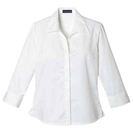 Elevate TM97740 - Women's Mcgregor 3/4 Sleeve Shirt