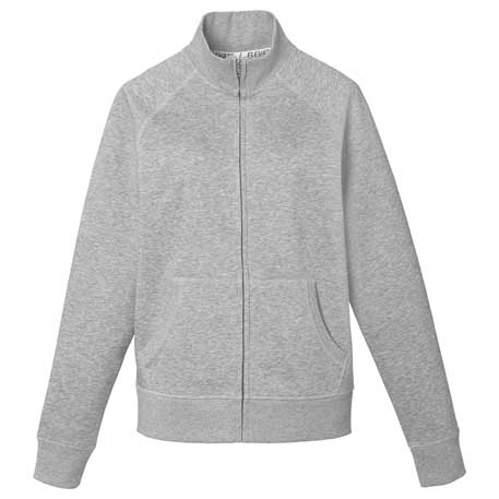 Elevate TM98116 - Women's Silas Fleece Full Zip Jacket