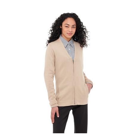 Elevate TM98606 - Women's Lockhart Full Zip Sweater
