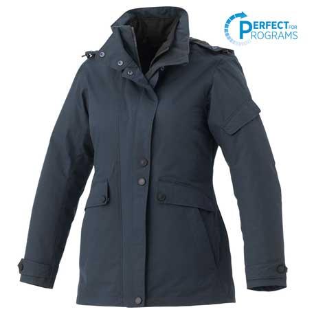 Elevate TM99303 - Women's Cormier 3-in-1 Jacket