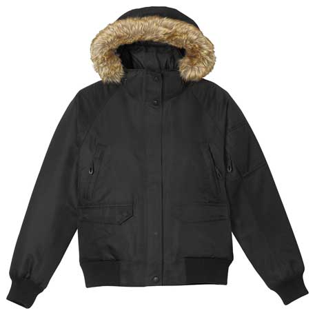 Elevate TM99538 - Women's Hutton Insulated Bomber Jacket