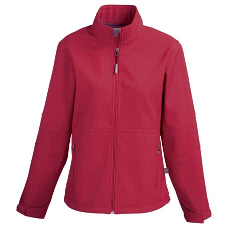 Elevate TM99596 - Women's Cavell Softshell Jacket