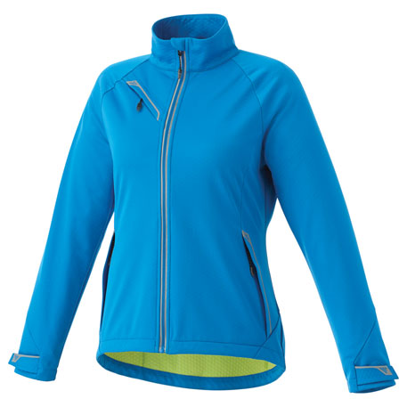 Elevate TM99650 - Women's Kaputar Softshell Jacket