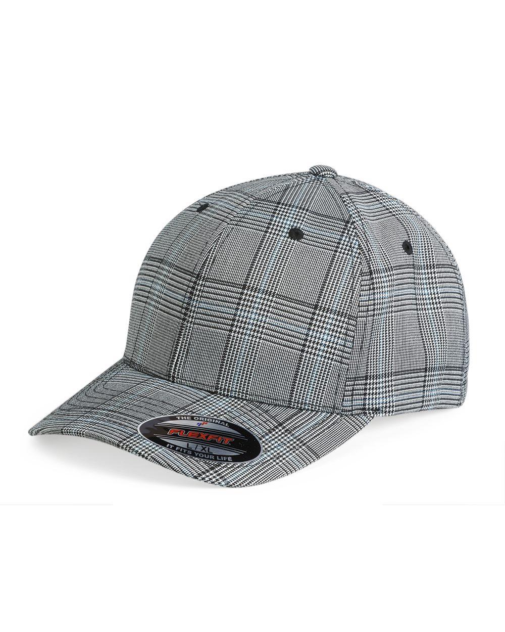 Flexfit 6196 - Check Cap