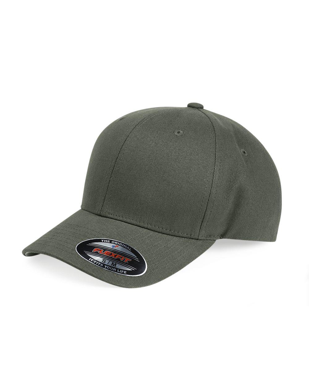 Flexfit 6377 Structured Brushed Twill Cap