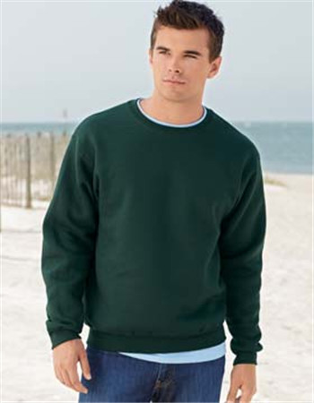 Fruit of the Loom 82300R Supercotton Crewneck Sweatshirt