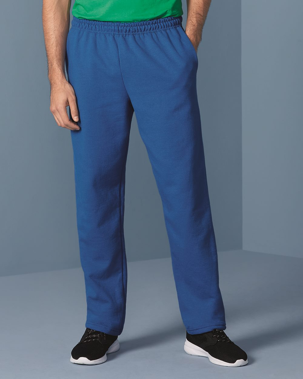 Gildan 18300 - Heavy Blend Open Bottom Sweatpants with ...