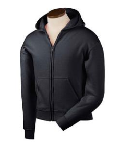 Gildan 18600B  Youth Heavy Blend Full-zip Hooded Sweatshirt