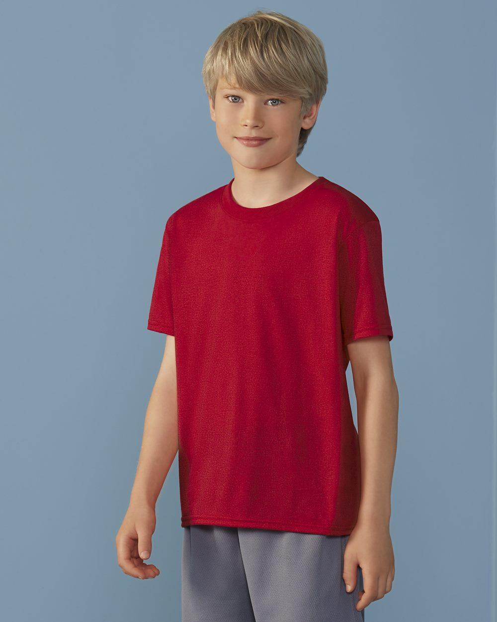 Gildan 46000B - Performance Youth Short Sleeve T-Shirt