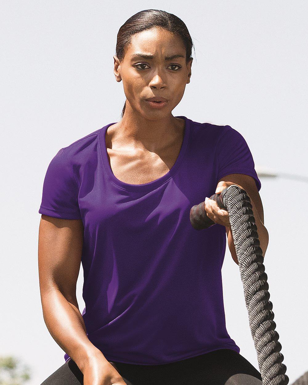 Gildan 46000L - Performance Women's Short Sleeve T-Shirt