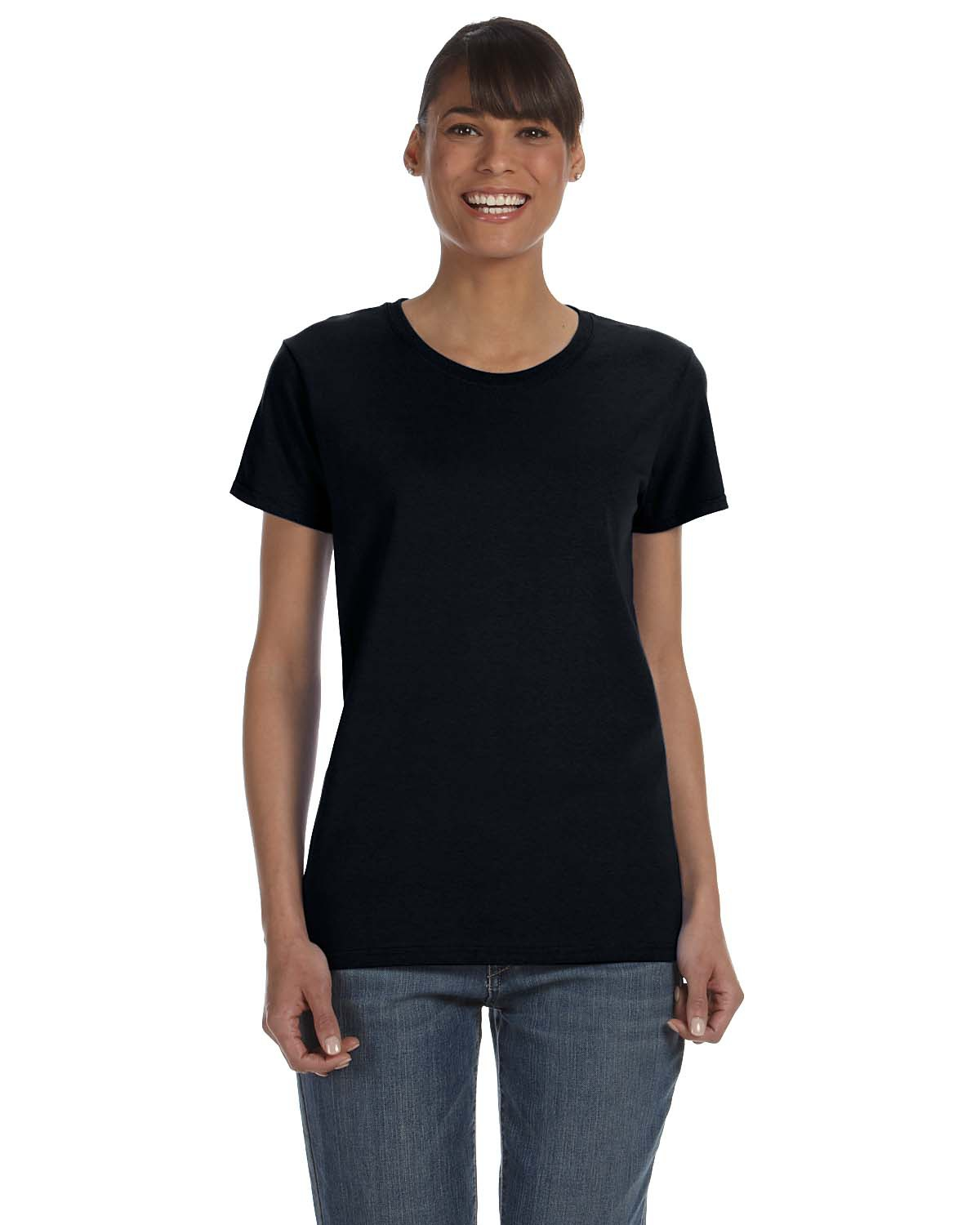 Gildan 5000L- Missy Fit Heavy Cotton Short Sleeve T-Shirt