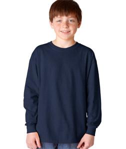 Gildan 5400B - Youth Heavy Cotton Long Sleeve T-Shirt
