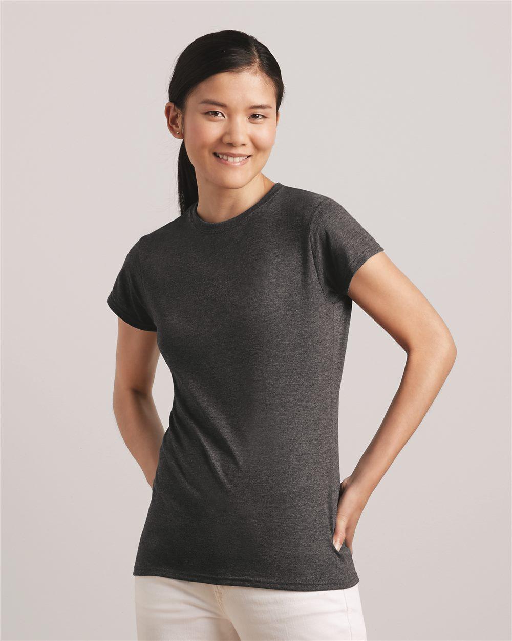 Gildan 64000L Ladies' SoftStyle T-Shirt