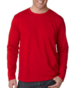 Gildan 64400 - Adult SoftStyle Long-Sleeve T-Shirt