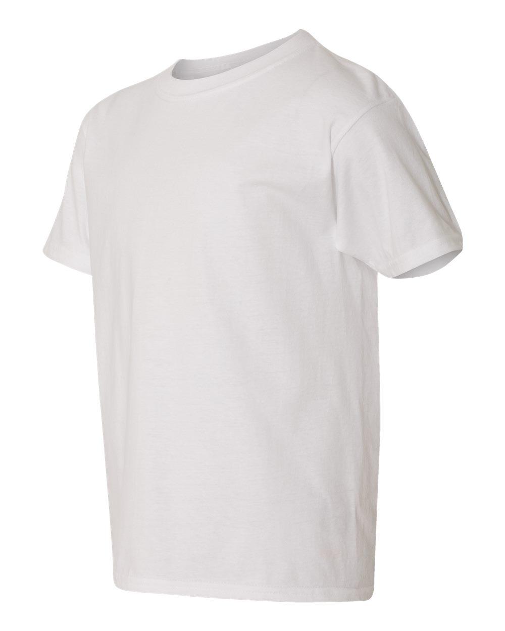 Gildan 64500B - SoftStyle Youth Short Sleeve T-Shirt