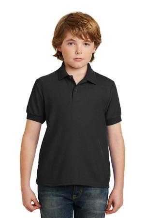 Gildan® Youth DryBlend® 72800B - 6.3-Ounce Double Pique Sport Shirt