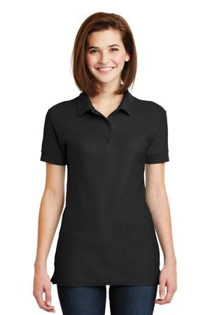 Gildan® 82800L - Ladies 6.5-Ounce 100% Double Pique Cotton Sport Shirt