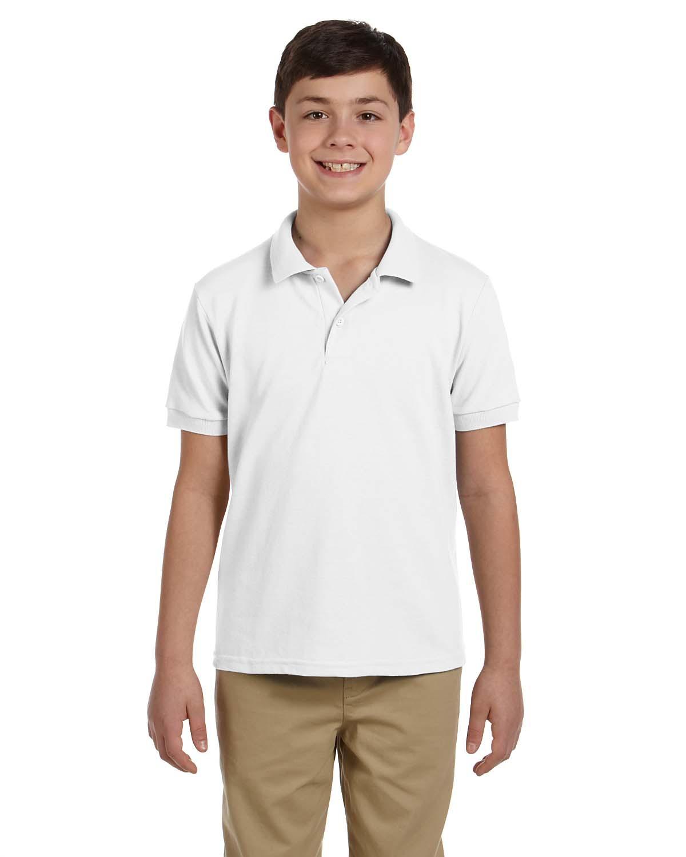 Gildan 94800B-Gildan Sport DryBlend Youth Pique Sport Shirt