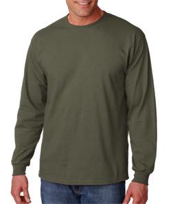 Gildan G2400 - Adult Ultra Cotton Long-Sleeve T-Shirt